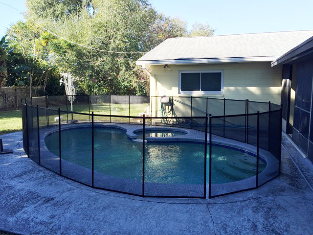 Central Florida Pool Fence