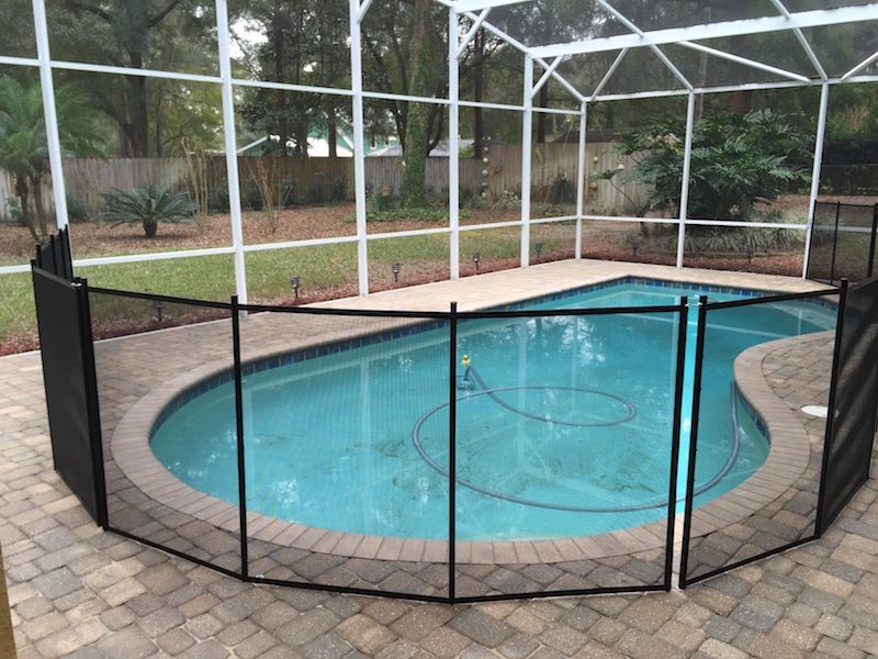 Our Pool Fence