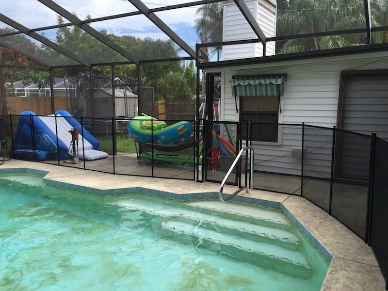 Ocoee Pool Fence Safety