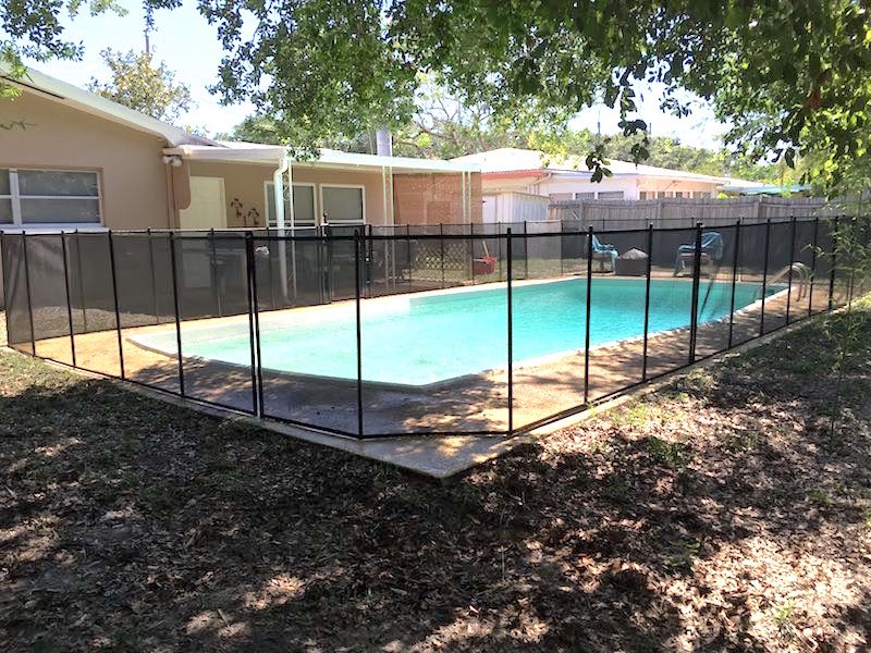 Pool Fence Protection