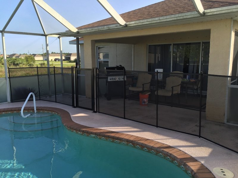 Pool Fence Guard