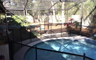 Premier Pool Fence