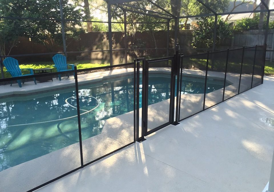 Premier Pool Safety Fence