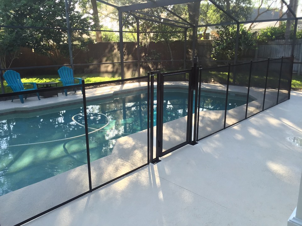 Premier Pool Safety Fence Baby Barrier 174 Of Central Florida