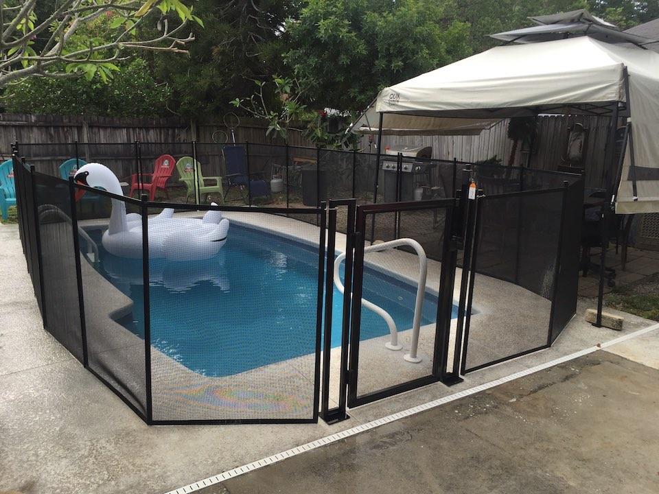 Florida Pool Fence Sanford