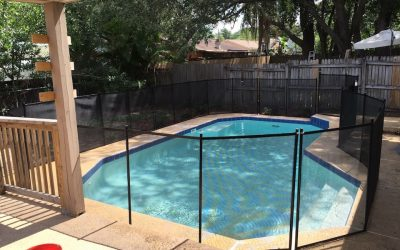 Sanford Pool Fencing