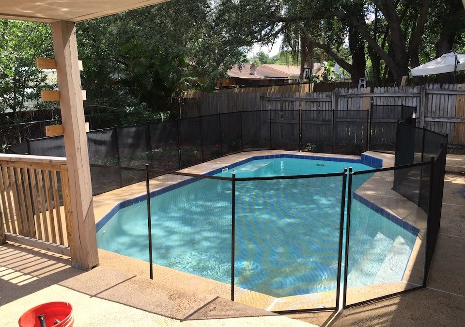 Sanford Pool Fencing