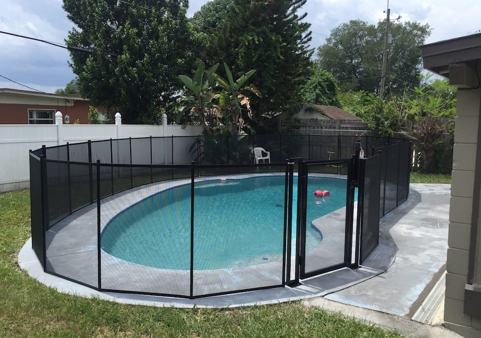 Winter Springs Pool Fencing