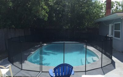 Premium Pool Fence