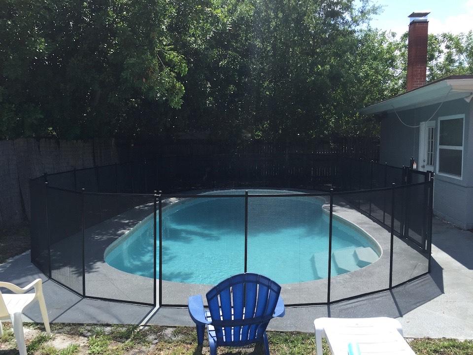 Premium Pool Fence Casselberry