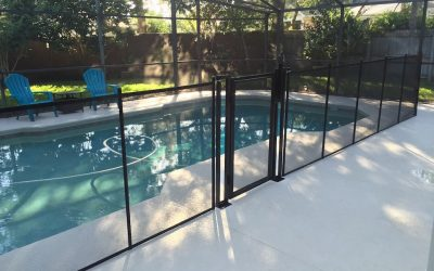 Quality Pool Fence