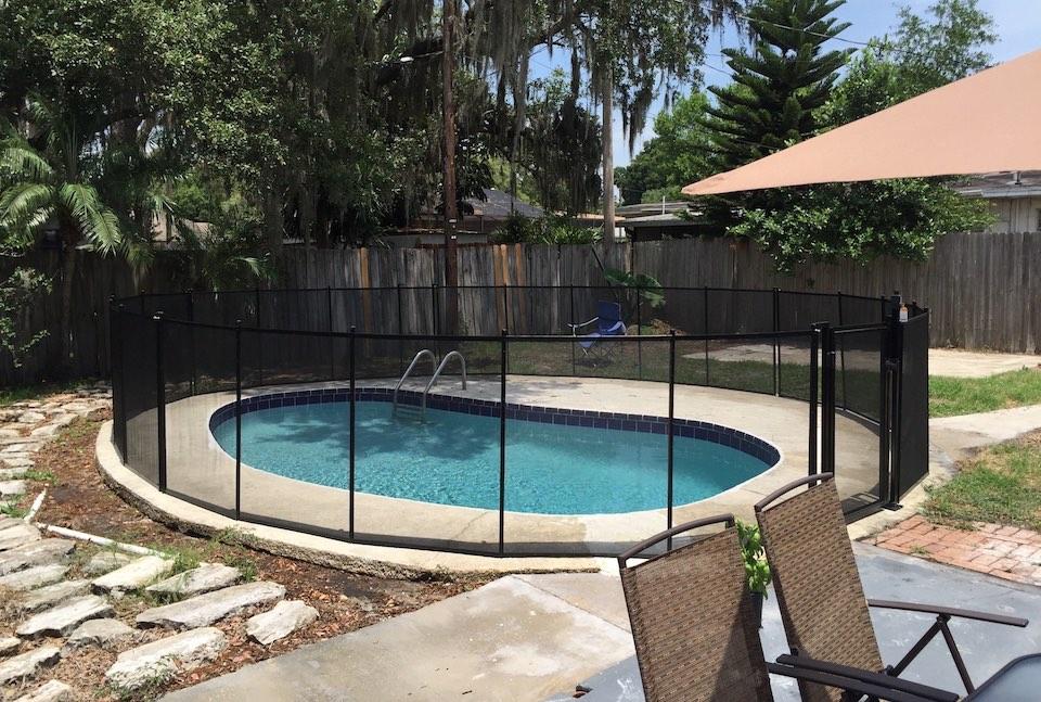 Pool Fences Florida Lake Mary