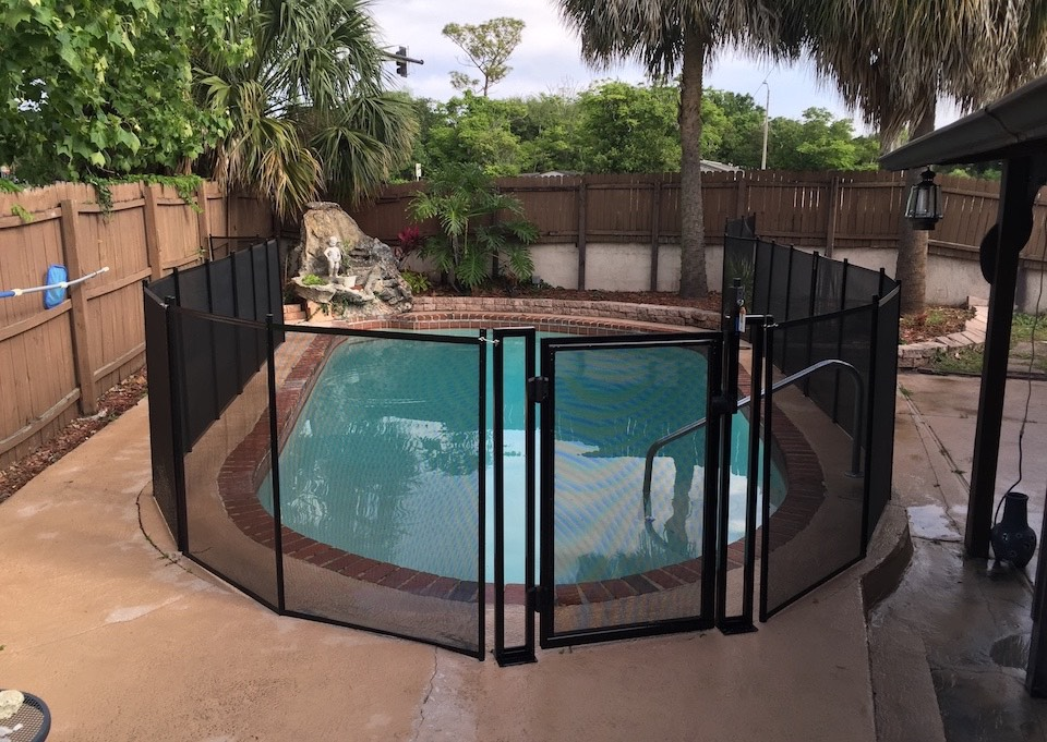 Baldwin Park Pool Fencing
