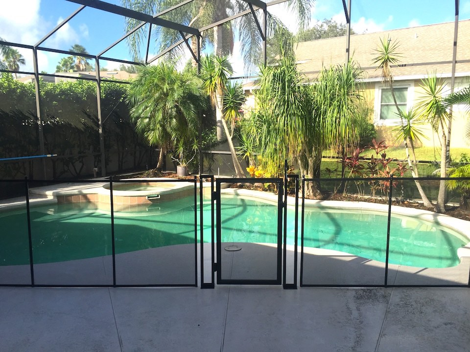 Orlando Florida Pools Baby Barrier Of Central Florida