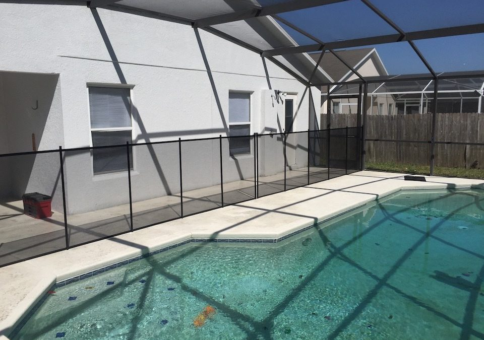 Florida Pool Fence
